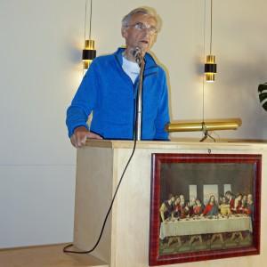 Tidligere kretssekretær Kåre EIkrem er en av mange som skal ut og forkynne evangeliet i regi av NRI høsten 2017