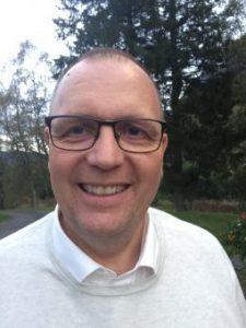Kretsleder Arild Ove Halås er en av de som må gå ned i stilling fra 1. januar for å berge økonomien i NRI